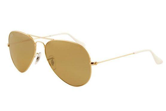 Óculos Ray Ban 3025 Aviator Degradê Espelhado