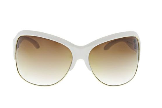 Óculos Solar Carmim Brand Branco