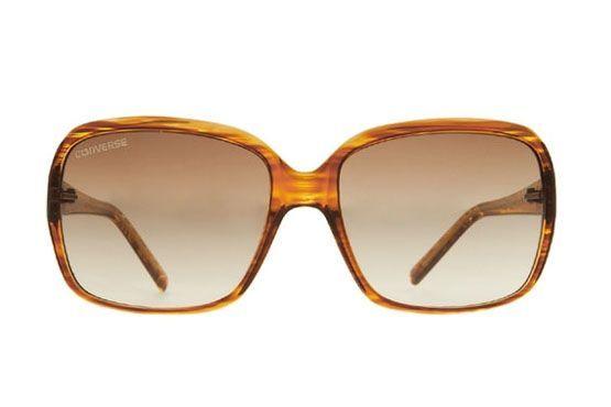 Óculos Solar Converse Entertainer Caramelo