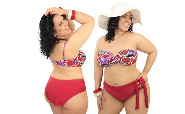 Sunquini Plus Size - Sol e Mar von R $ 145,00 in Ana Lisboa