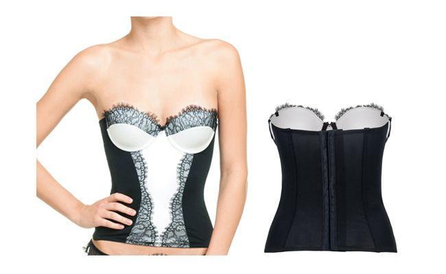 "Corselet cetim com renda – Hope por R$ 229,00 na <a href=""http://www.hopelingerie.com.br/corselet-cetim-com-renda-1637.aspx/p?cbc=1"" target=""_blank"">loja virtual</a> da marca"