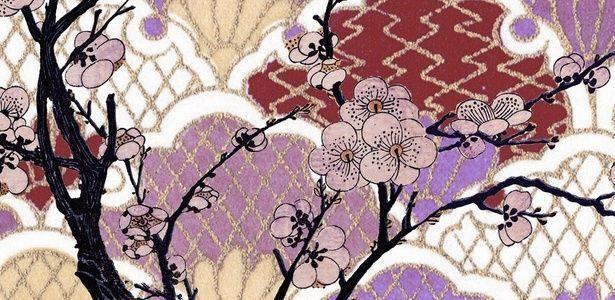 Revestimento cerâmico, com design assinado pela artista plástica Calu Fontes para a linha Decor Tiles, marca Premium. Beleza pura! Faz parte da série Oriente que explora as culturas chinesa e japonesa com flores, gueixas e caligrafias