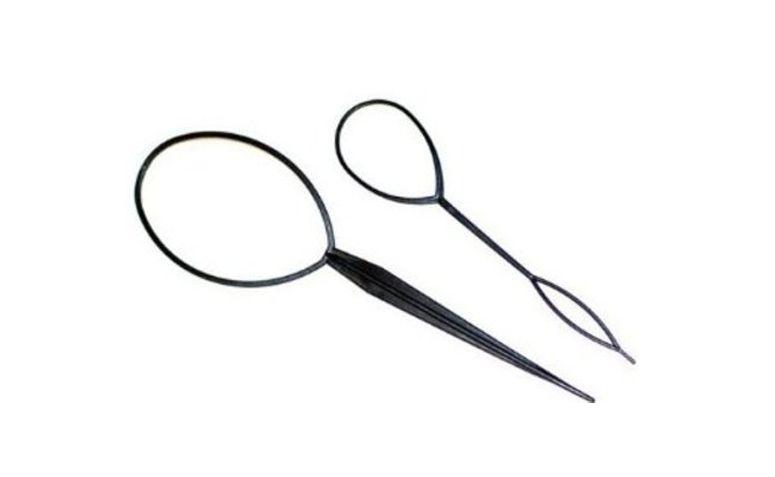 """Agulha para penteado R$16,49 na <a href=""""http://www.airu.com.br/produto/573498/agulha-magica-penteado-especial-rabo-de"""" target=""""blank_"""">Airú</a>"""