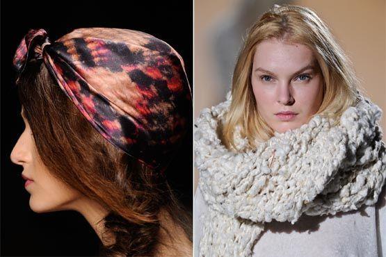 fashion rio 21 Tendências em acessórios para o inverno 2012