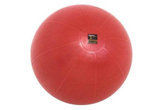 Bola Torian 55 cm para ginástica, alongamento, pilates e yoga com bomba de ar (R$59,90 na Centauro)