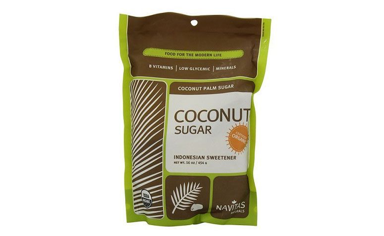"Açúcar de coco 454g por R$40,50 na <a href=""http://biovea.net/br/product_detail.aspx"" target=""_blank"">Biovea</a>"