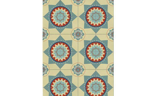"""Kit azulejo estrela por R$ 74,00 na <a href=""""http://www.geckostickers.com.br/adesivo_de_parede.asp?iProduto=4566875&iTag=24&np=adesivo-decorativo-de-parede-azulejo-estrela"""" target=""""_blank"""">Gecko Stickers</a>"""