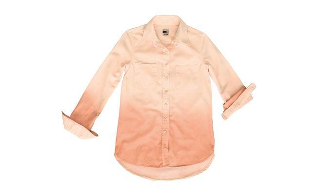 قميص من القطن لR $ 119.99 في هيرينغ