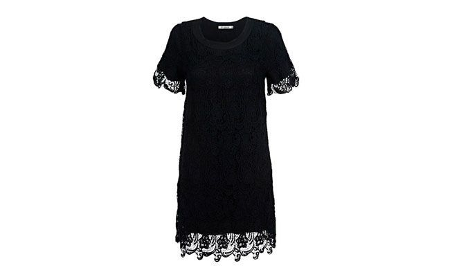 """Vestido em algodão com renda por R$129,90 no <a href=""""http://bit.ly/1a9dtat"""" target=""""_blank"""">Olook</a>"""