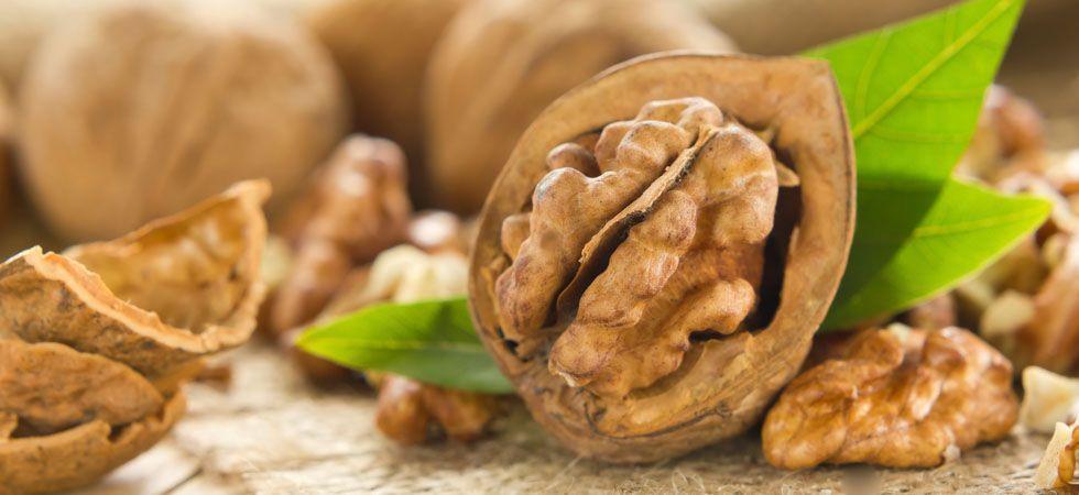 <p>Frutos secos como as nozes, avelãs e amêndoas possuem altas concentrações de gorduras benéficas para a saúde. Além delas, o zinco e os antioxidantes contidos nas nozes são fundamentais para manter pele e cabelos sempre impecáveis.</p>