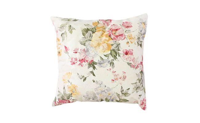 """Almofada floral por R$42,90 na <a href=""""http://www.leroymerlin.com.br/almofada-summer-floral-colorida-45x45cm_88476234?origin=22a67c022f683dc52f071cea"""" target=""""_blank"""">Leroy Merlin</a>"""