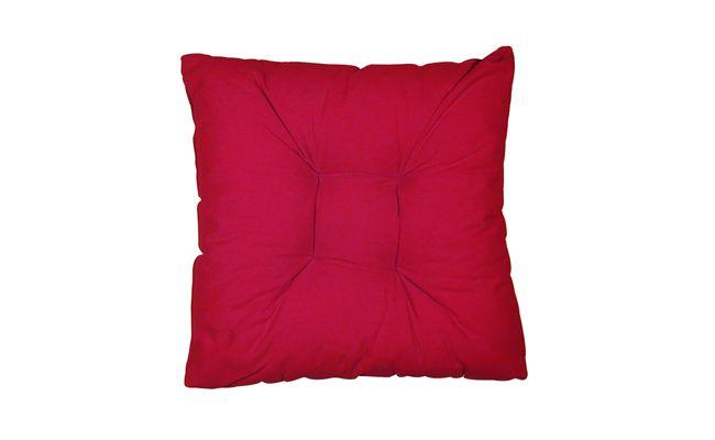 """Futon vermelho por R$30,50 na <a href=""""http://www.tokstok.com.br/vitrine/produto.jsf?idItem=20445&bc="""" target=""""_blank"""">TokStok</a>"""