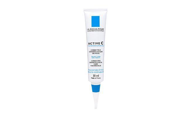 "Active C – La Roche por R$ 154,90 na <a href="" http://bit.ly/1cPEqCJ"" target=""_blank"">Época Cosméticos</a>"
