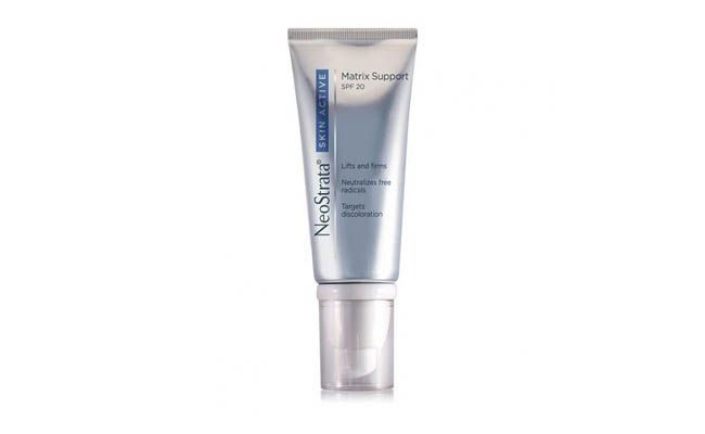 "Skin Active Matrix Support - Neostrata por R$ 217,90 na <a href="" http://www.ozcosmetics.com.br/Neostrata/Creme-Skin-Active-Matrix-Support-SPF-20/153366"" target=""_blank"">OzCosmetics</a>"