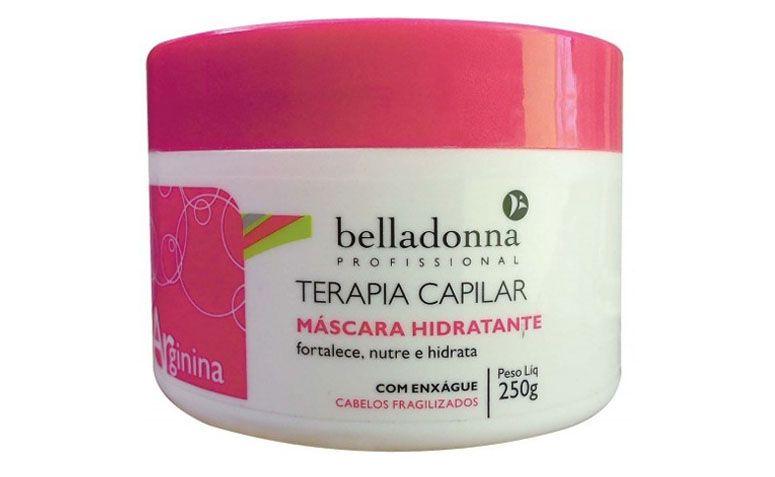 """Máscara Hidratante Arginina por R$12,99 na <a href=""""http://www.belladonnaonline.com.br/ecommerce_site/produto_6544_11071_Mascara-Hidratante-Arginina-250ml"""" target=""""blank_""""> Bella Donna Online</a>"""