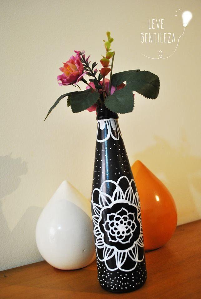 Mandala butelka za 20 $ w Elo7