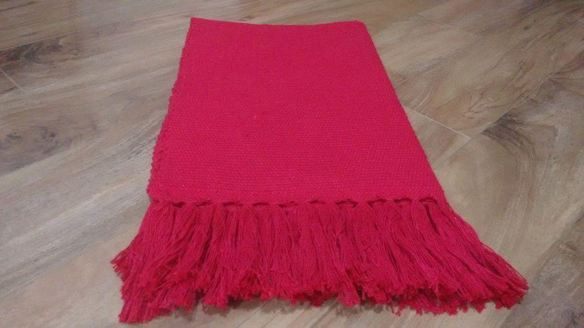 Czerwony dywan krosna dla nas $ 24,90 w Elo7