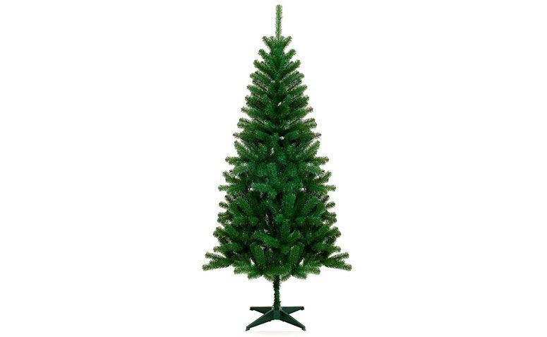 Árbol de Navidad 1,80 m de R $ 89.90 en Walmart