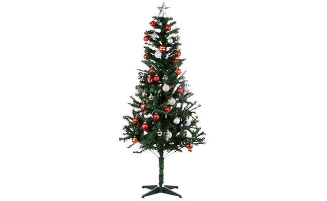 Árbol de Navidad 1,80 m de R $ 99.90 en los EE.UU.