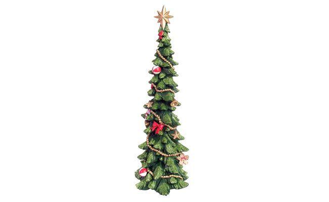 árbol de Navidad 30cm poliresina por $ 79.90 en Casas Bahía