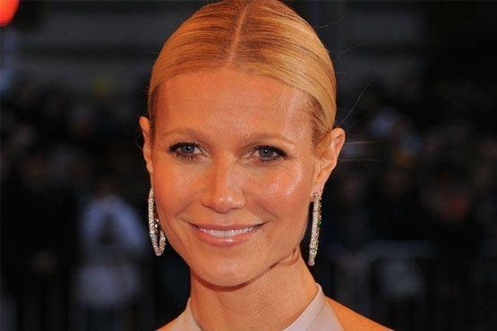 Gwyneth Paltrow, atriz.