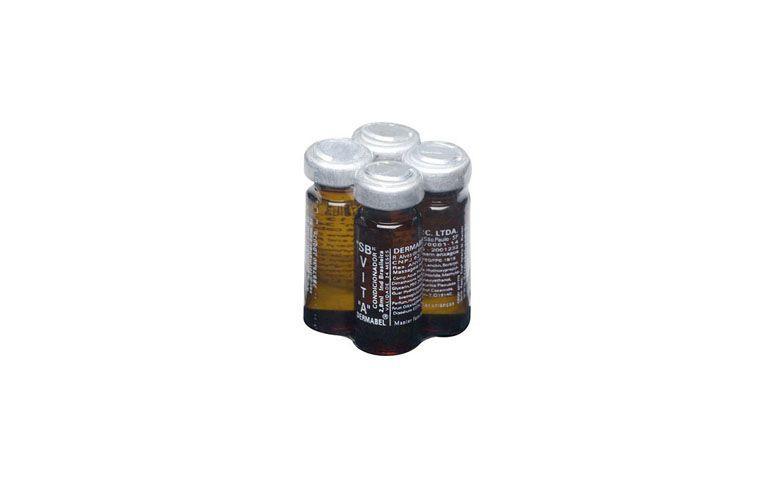 "Ampola de vitamina A Dermabel (4 unidades) por R$3,18 na <a href=""http://www.panvel.com/panvel/visualizarProduto.do?codigoItem=832850"" target=""blank_"">Panvel</a>"