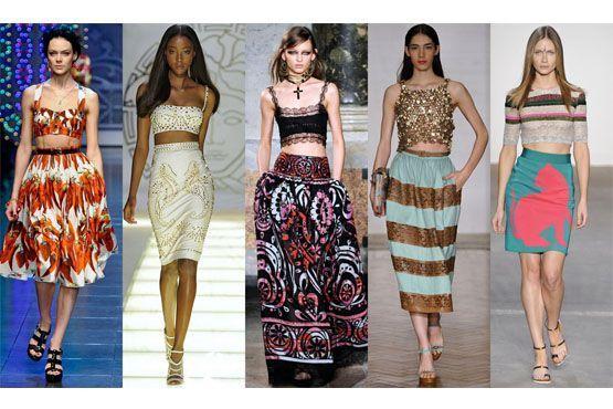 Dolce & Gabbana, Versace, Emilio Pucci, Sacada e Coven