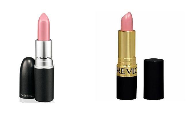 """<p>Esse é um dos tons de rosa mais amados pelas mulheres. Por ser discreto, delicado e ultra feminino, ele cai bem com praticamente todo tipo de maquiagem e fica divino com olho esfumado preto. </p> <p><i>(Foto: MAC Angel por R$66 na <a href=""""http://mac.sephora.com.br/produtoDetalhe.asp?idProduto=56"""" target=""""_blank"""">Sephora</a> e Revlon Primrose por R$34,90 na <a href=""""http://www.araujo.com.br/Batom-Revlon-Super-Lustrous-Lipstick-Cor-Primrose/p"""" target=""""_blank"""">Araujo</a>)</i></p>"""