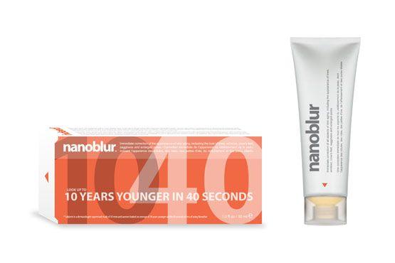 Nanoblur Look up 10 years younger - US$16,30 na Amazon