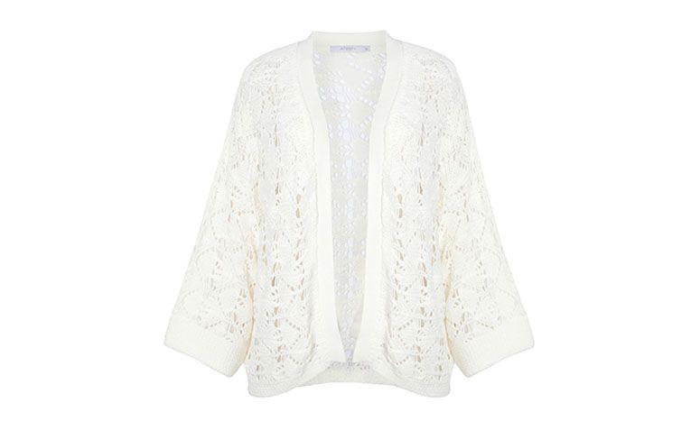 R tarafından Kimono Tığ Ateen OQVestir içinde $ 469