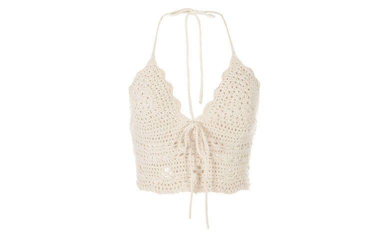 Top Crochet R 62,90 $ en Amaro