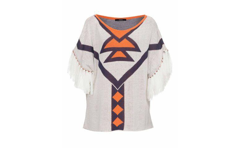 ethnic poncho for $ 89.90 in Amaro