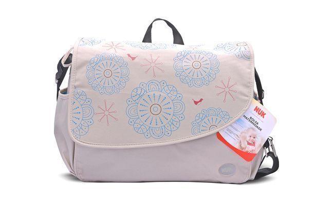 الأمومة بيج حقيبة والأزرق لR 194.90 $ في متجر Tricae
