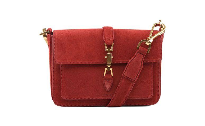 "Bolsa inspired modelo Saumur por R$890 na <a href=""http://www.schutz.com.br/store/bags/crossbody/crossbody-charlotte-new-rust/p/5000800300003U"" target=""blank_"">Schutz</a>"