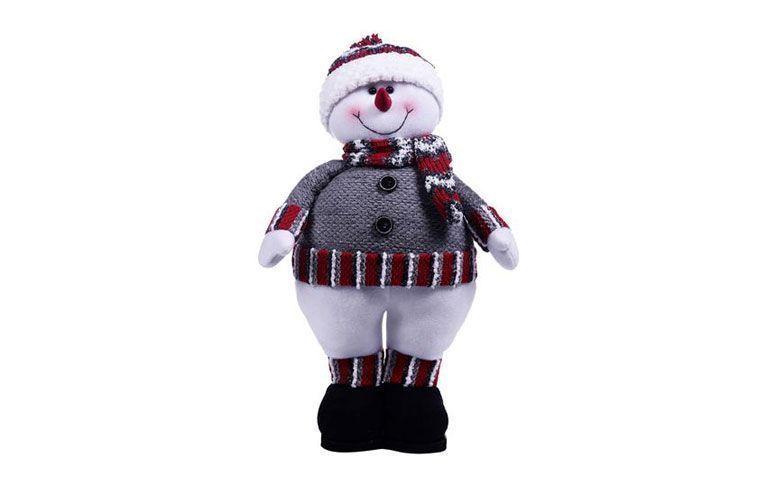 muñeco de nieve regordete para R $ 89.90 en extra