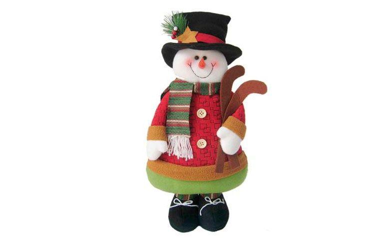 Muñeco de nieve con sombrero de R $ 89,90 en extra