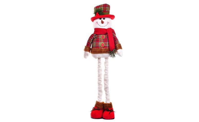 Muñeco de nieve por R $ 129.90 en Walmart