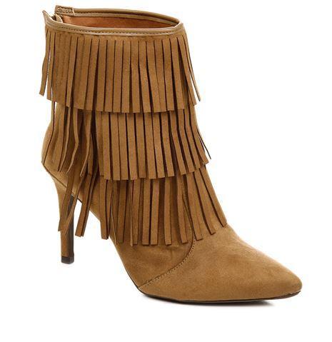 mid-cut lugg boot Vizzano för R $ 149,99 i Marisa