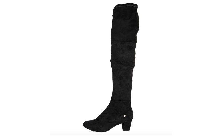 Boot Capodarte Black for $ 449.90 in Dafiti