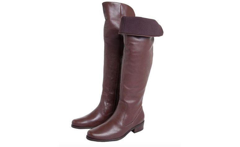 Boot Bottero brown for US $ 319.99 in Dafiti