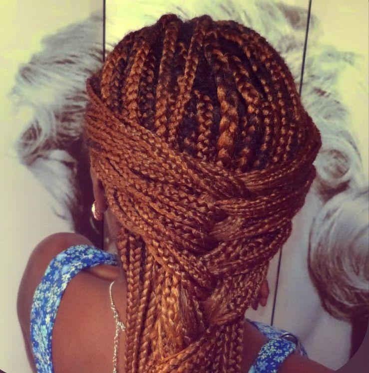 "Foto: Reprodução / <a href=""http://bedivasm.blogspot.fr/2014/07/box-braids-penteados.html"" target=""_blank"">Be Divas</a>"