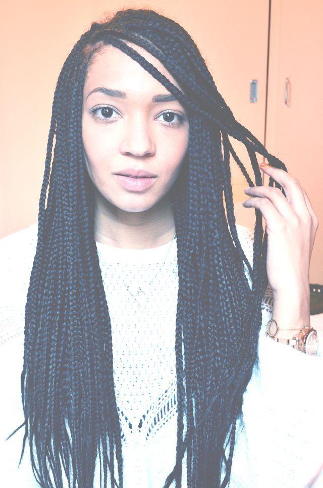 "Foto: Reprodução / <a href=""http://mercredie.com/2013/12/tuto-box-braids-idees-coiffure-patras-rasta-tresses-afro-hairstyles/"" target=""_blank"">Mercredie</a>"