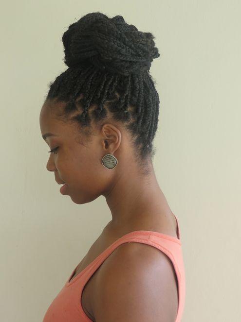 "Foto: Reprodução / <a href=""http://www.myblackhair.nl/3-x-knotten-met-box-braids/"" target=""_blank"">My Black Hair</a>"