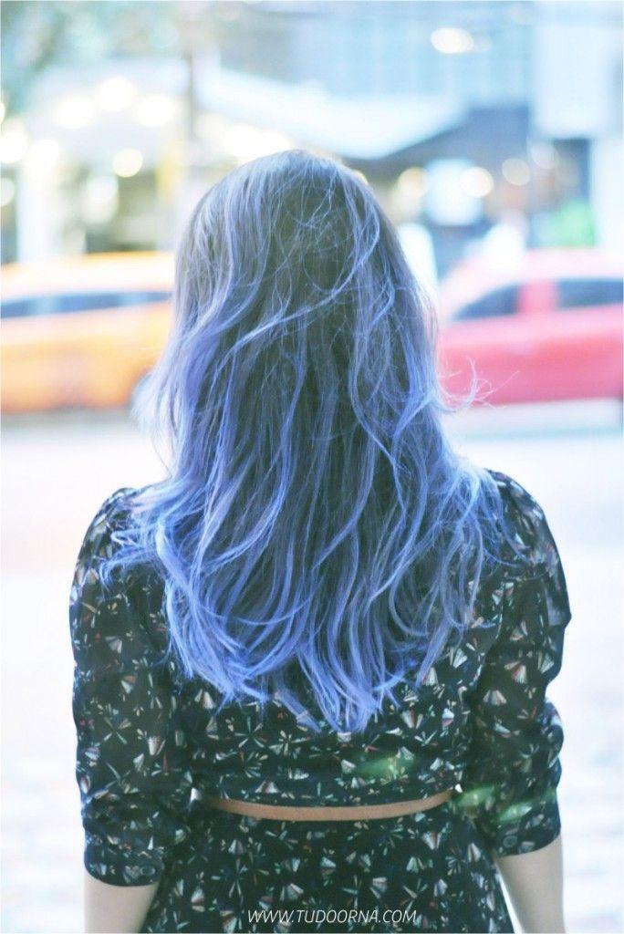 """Foto: Reprodução / <a href=""""http://www.tudoorna.com/2014/04/22/cabelo-azul/"""" target=""""_blank"""">Tudo Orna</a>"""