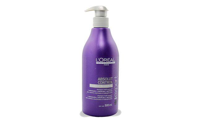 Shampoo Loreal Absolut Control untuk R $ 87,54 di Loterix Kosmetik