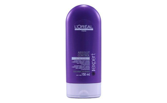 "Condicionador Loreál Absolut Control por R$76,90 na <a href=""http://www.mulherbonitaperfumaria.com.br/loja/produto.php?loja=310679&IdProd=5241&parceiro=2917&gclid=CLzIiOz1oLwCFZDm7AodLGkAbA"" target=""blank_"">Mulher Bonita Perfumaria</a>"