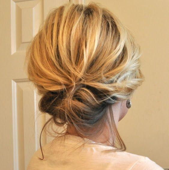 "Foto: Reprodução / <a href=""http://www.thesmallthingsblog.com/2011/09/chic-updo/"" target=""_blank"">The Small Things</a>"