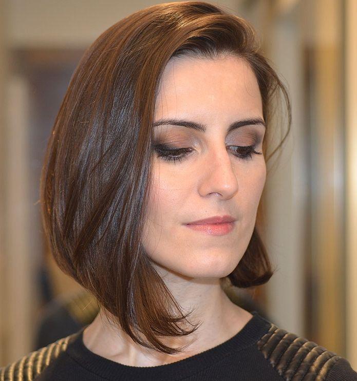 """Foto: Reprodução / <a href=""""http://www.makeupatelier.com.br/2014/05/meu-cabelo-novo-maio-2014-cinthia-ferreira/"""" target=""""_blank"""">Make up Atelier</a>"""
