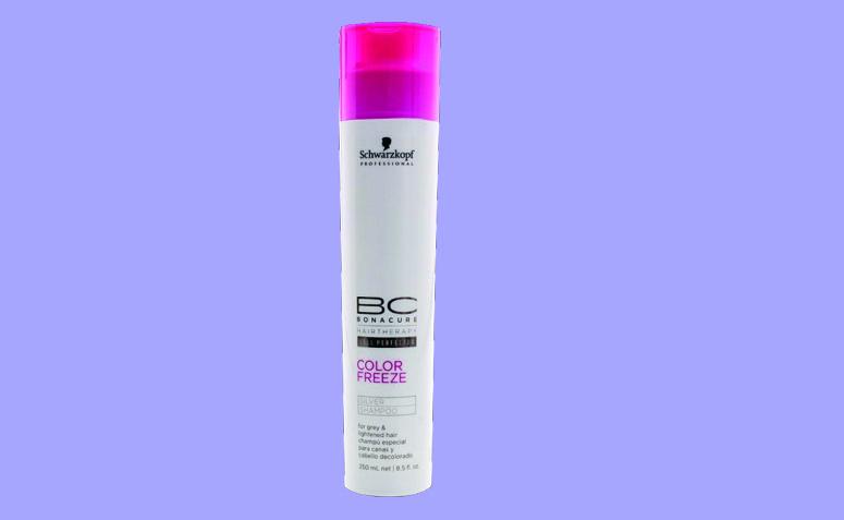 Desamarelador shampoo Schwarzkopf BC Color Freeze hopealle $ +49,90 kaupungissa Da Dama