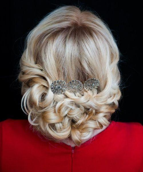 """Foto: Reprodução / <a href=""""http://therighthairstyles.com/20-trendiest-updos-for-medium-length-hair/29/"""" target=""""_blank"""">The Right Hair Styles For You</a>"""